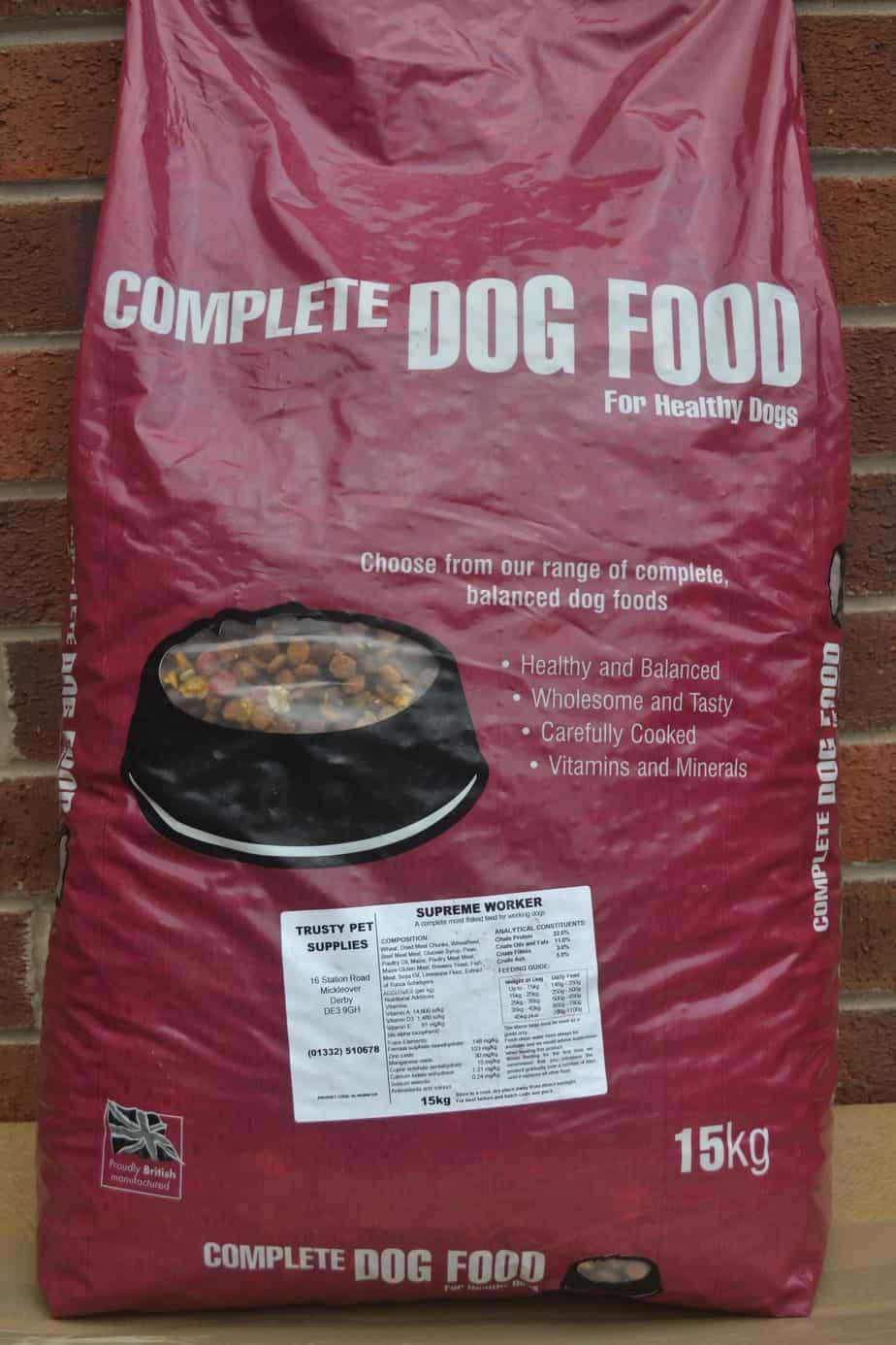 Trusty Pet Supplies Supreme Worker Trusty Pet Supplies