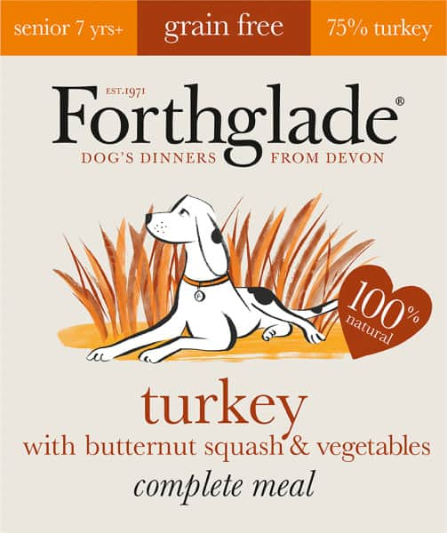 Forthglade Senior Dog Food Grain Free