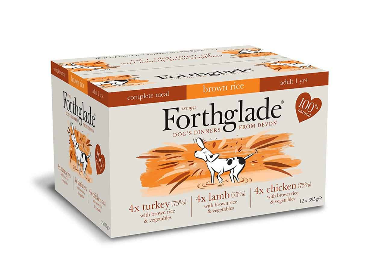Fat Content In Forthglade Dog Food